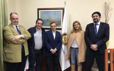 El Rotary Club de Pontevedra organiza «Ciclo con candidatos… Ciudadanos: Gregorio Revenga»
