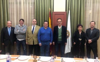 """El Rotary Club de Pontevedra organiza """"Ciclo con candidatos… Marea Pontevedra: Luis Rei"""""""