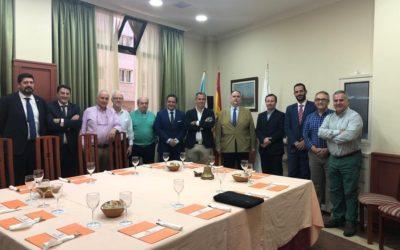 El Rotary Club de Pontevedra organiza «Ciclo con candidatos… Partido Popular: Rafael Dominguez