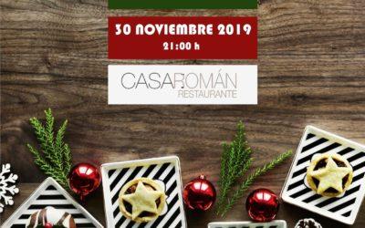 Cena de Navidad Rotary Club de Pontevedra