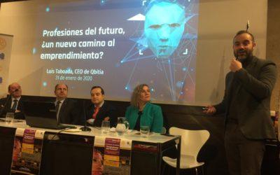 I Coloquio de Juventud, «sobre las profesiones del futuro»